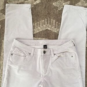 VICTORIA'S SECRET PENCIL corduroy jean